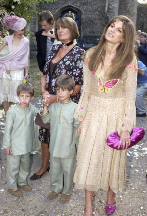 Jemima Goldsmith Khan Children