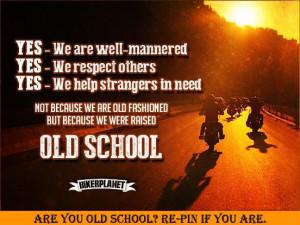 We're old school #bikers. Meet our single biker members. Click this ...