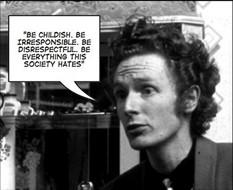 Malcolm McLaren: The King of Teen Rebellion