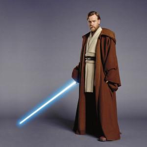 Star Wars Obi-Wan Kenobi Jedi Cloak