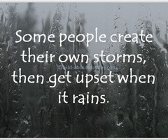 Tagged with rain quote love storm