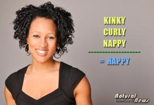 Kinky, Curly, Nappy = Happy