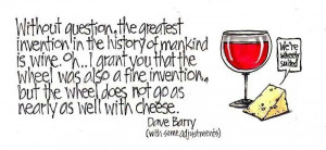 Funny Wine Quote #MacGrillHalfPricedWine