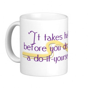 Do-It-Yourself Quote Mug (Full Wrap)