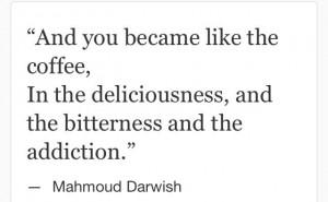 Mahmoud Darwish #quotes