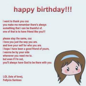 happy birthday best friend quotes poems birthday poems for best friend