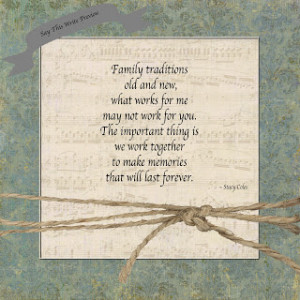 ... 17> Images For - Thanksgiving Quotes About Family In Spanish