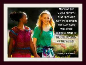 Women Now Account for Half of Full-time Mormon Missionary Applications