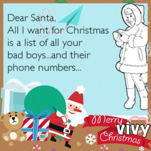 Naughty #Christmas #Quote