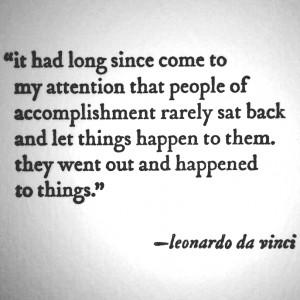 Leonardo Da Vinci Quotes Love Leonardo da vinci - quotes