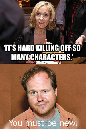 Joss Whedon Knows