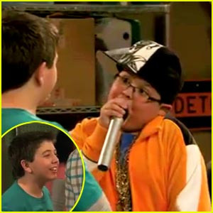 Rico Rodriguez Guest Stars...