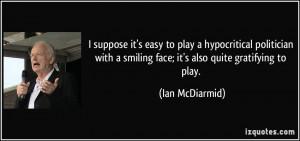 More Ian McDiarmid Quotes