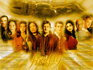 TV Show Firefly Nathan Fillion Malcolm Reynolds Summer Glau River Tam ...