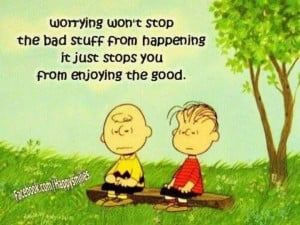don't worry..be happy