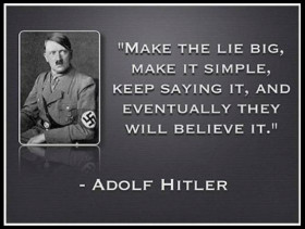 adolf hitler quotes on gun control Post image for Lie Driven