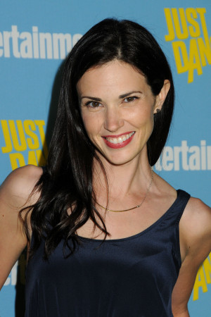 Laura Mennell at Entertainment Weekly's Comic-Con 2012 Celebration