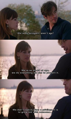 THE BEST QUOTE from the movie P.S. I Love You. — Like my pin? Check ...