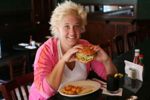 actually really like Anne Burrell. Her show is really entertaining ...