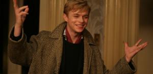 Dane DeHaan as Lucien Carr in