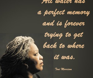 ... back to where it was. ~Toni Morrison Website - http://bit.ly/1rx5CCz