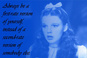Judy Garland Quote Musicgal...