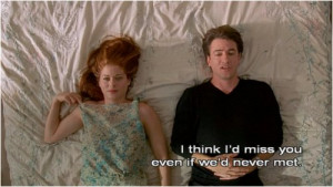 cute, love, movie, quote, subtitle, the wedding date