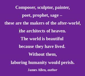part 2 day 132 artful quote james allen day 133