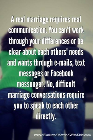 Difficult Marriage Conversations You Can't Ignore, and 6 Ways to ...