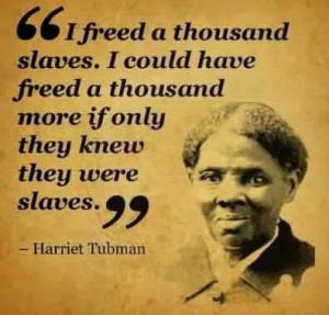 LAID Celebrates Black History Month: Harriet Tubman