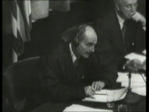 Hans Frank Nuremberg Trials