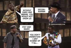 bernie mac quotes | Def Comedy Jam – Chris Tucker, Bernie Mac Meme |