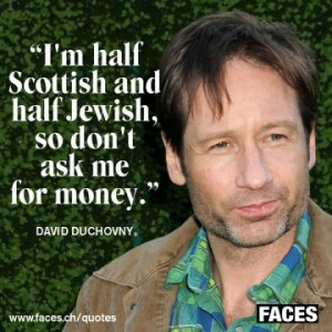 David Duchovny quote