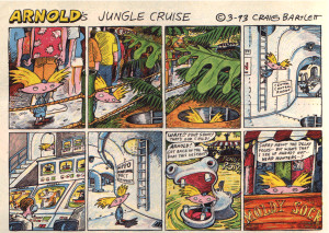 ... heyarnold.wikia.com/wiki/Comics/Arnold%27s_Jungle_Cruise?oldid=8550