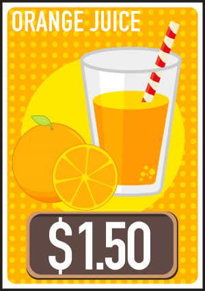 Orange Juice Price