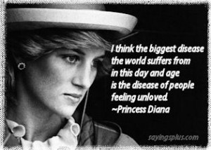Princess Diana Quotes On Being Of Service