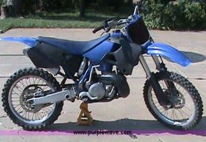 Yamaha 90Cc Dirt Bike