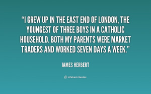 james herbert quotes i m not into high literature but i think all my ...