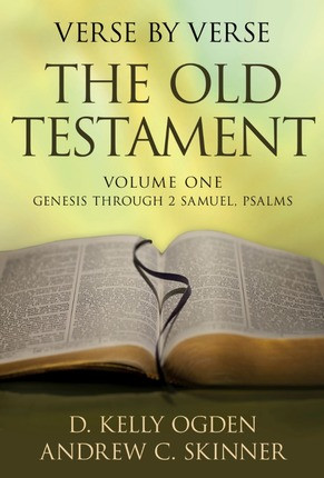 volume is the first in a two-volume commentary on the Old Testament ...