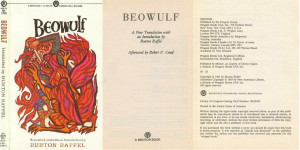 is the conventional title of an Old Englishheroic epic poem consisting ...