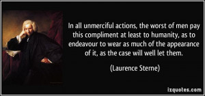 More Laurence Sterne Quotes