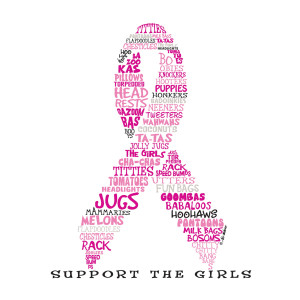 Funny Football Sayings For T Shirts Breast cancer t-shirts