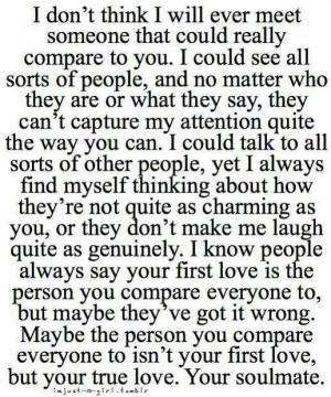 Noone will ever compare.