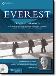 Everest – Creating Greatness DVD