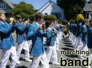 Quotes from the Marching Band