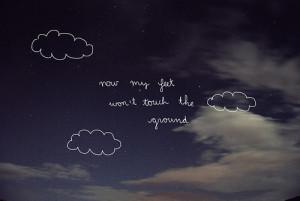 ... lyrics, nature, nice, night, photo, photography, phrase, pretty, quote