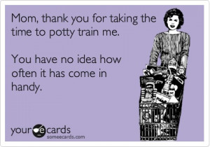am currently in the throws of potty training now with my2.5 year old ...