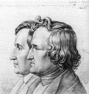 Los hermanos Grimm y sus cuentos macabros