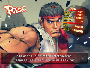 Frases de Victoria SSF IV: Ryu