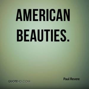 Paul Revere Quotes | QuoteHD